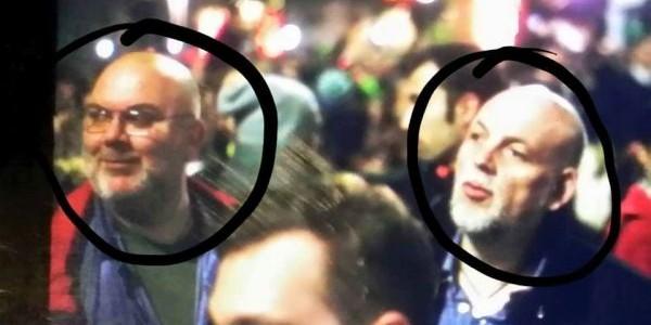 """Infiltrații la protestele de la Universitate (4)  …dubioșii Cosmin Pacuraru si Dan Alexandru, expuși de Diana Bucur via """"Aktual24"""""""