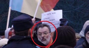 Infiltrații la protestele de la Universitate (6) …Coloana a cincea rusă în România