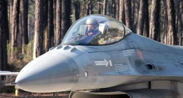 România 2017! O mie de militari americani pe teritoriul național și încă 12 aparate F-16 pentru Forțele Aeriene Române