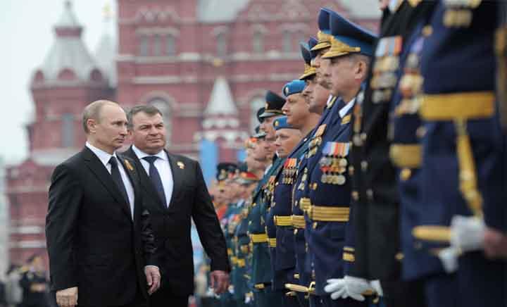 """""""Necunoscuta rusă"""" și surprizele sale"""