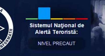 România. Sistemul Național de Alertă Teroristă indică un risc scăzut de producere a unui atac terorist