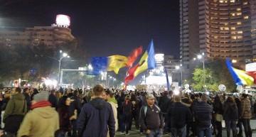 """Infiltrații la protestele de la Universitate (1) …Mărturii de la """"Bucureștii Vechi și Noi"""""""