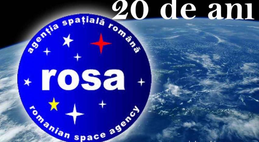 La Mulți Ani, ROSA! Agenția Spațială Română (ROSA), împlinește 20 de ani