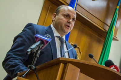 O victorie importantă pentru comunitatea românească din regiunea Cernăuți. Ion Muntean – ales președinte al Consiliului Regional Cernăuți