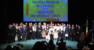 Video / Ei sunt Eroii limbii, culturii și identității românești din jurul României. Un regal al recunoștiinței organizat de ICR față de cei pentru care a fi român este sinonim cu lupta, dârzenia și curajul.