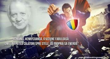 """Românul Henri Coandă, o viziune fabuloasă: """"OMUL AR PUTEA CĂLĂTORI SPRE STELE, CU PROPRIA SA ENERGIE"""""""