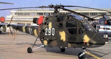 Ce am fi putut avea? Un elicopter antitanc produs în mare taină în `84 la IAR Ghimbav, a uimit și a făcut senzație la Salonul Aeronautic Le Borget din 1985