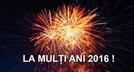 …un strop de fericire, unul de iubire, unul de noroc, și de ce nu, toate la un loc! Sărbători fericite și un An Nou de poveste!  La mulți ani, Dragi ROMÂNI!