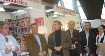 Să facem cunoștință cu scriitorii basarabeni, care simt și gândesc românește. Impresii de la Târgul de Carte Gaudeamus  ediția 2015