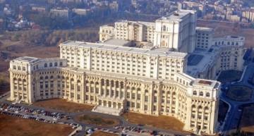 Ședința solemnă comună a Camerei Deputaților și Senatului dedicată omagierii Majestății Sale, Mihai I, Regele României