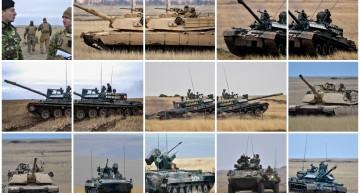 Jurnal foto: Spectacol de Forță! Frăția de arme dintre Armata Română, R. Moldova și SUA la PLATINUM LYNX 16.2