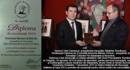 """O apreciere pentru """"Excelență"""" în """"servirea cauzei românilor din Basarabia, ținutul Herța și Nordul Bucovinei"""""""