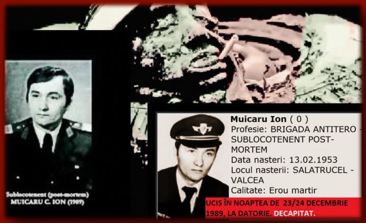 Muicaru Ion - Erou Martir (colaj foto- sursa: danbadea.net)
