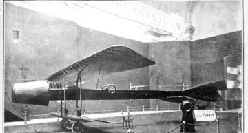 Paris, 14 decembrie 1910 – inventatorul român Henri Coandă a efectuat primul zbor din lume cu un avion cu reacție