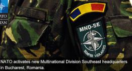 România. NATO activează Cartierul General al Diviziei Multinaționale din Sud-Estul Europei cu sediul la București