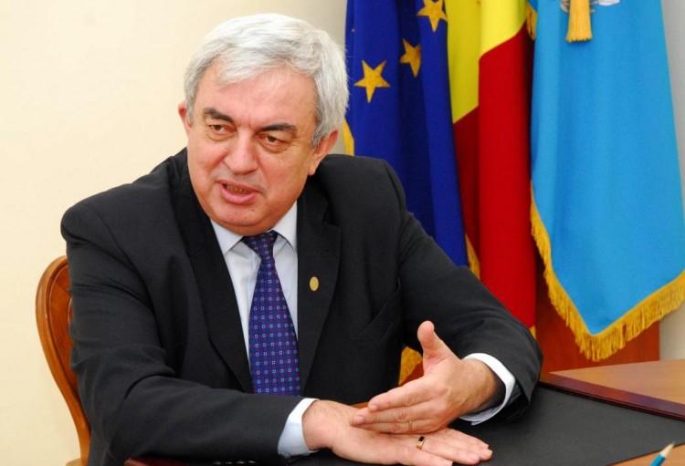 Președintele Academiei de Științe a Moldovei - Acad. Gheorghe Duca (foto: duca.md)