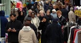 Se temeau de români în UK! Iata care sunt națiile care au împânzit cu adevarat Londra
