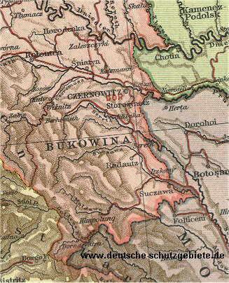 Bukowina_1914