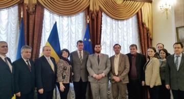 Ucraina! Deschidere din partea Kievului privind înființarea unui centru cultural român la Ismail