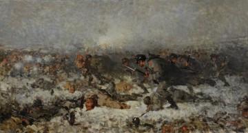 24 ianuarie 1878. Trupele române ocupă localitatea Smârdan, punct important al sistemului de apărare a Vidinului
