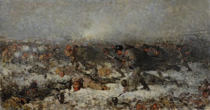 Nicolae_Grigorescu-Atacul-de-la-Smardan