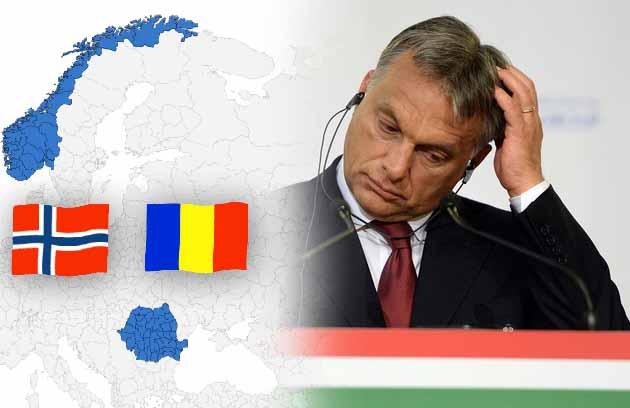 România negociază cu Norvegia cazul familiei Bodnariu? Să vedem cum a tratat Ungaria cu Norvegia!