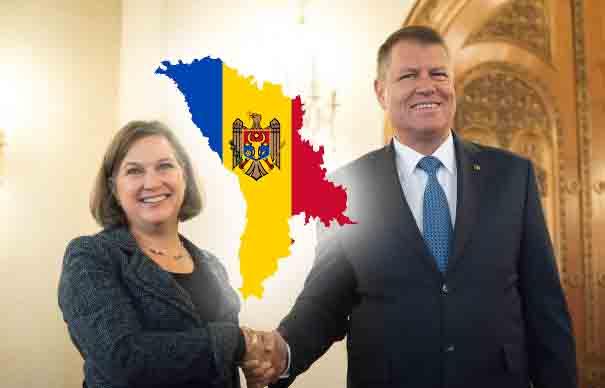 """""""Lucrurile schimbate în bine"""" și România dintre Prut și Nistru (RM) în atenția convorbirilor Iohannis – Nuland"""