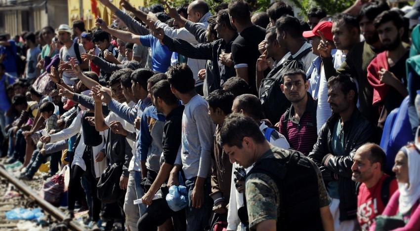 Creşte numărul de migranţi ilegali interceptaţi pe teritoriul României