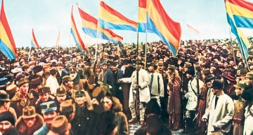 Declarație politică privin construirea Monumentului Marii Uniri de la 1 Decembrie 1918 – Alba Iulia și reeditarea actului istoric de la 1918. Basarabia prioritate Națională