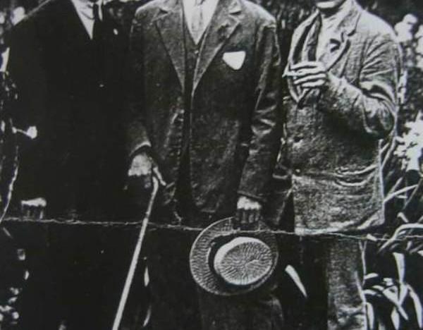Generalul Radu R. Rosetti,  între moșia cea mică – BRUSTUROASA și moșia cea Mare – ROMÂNIA