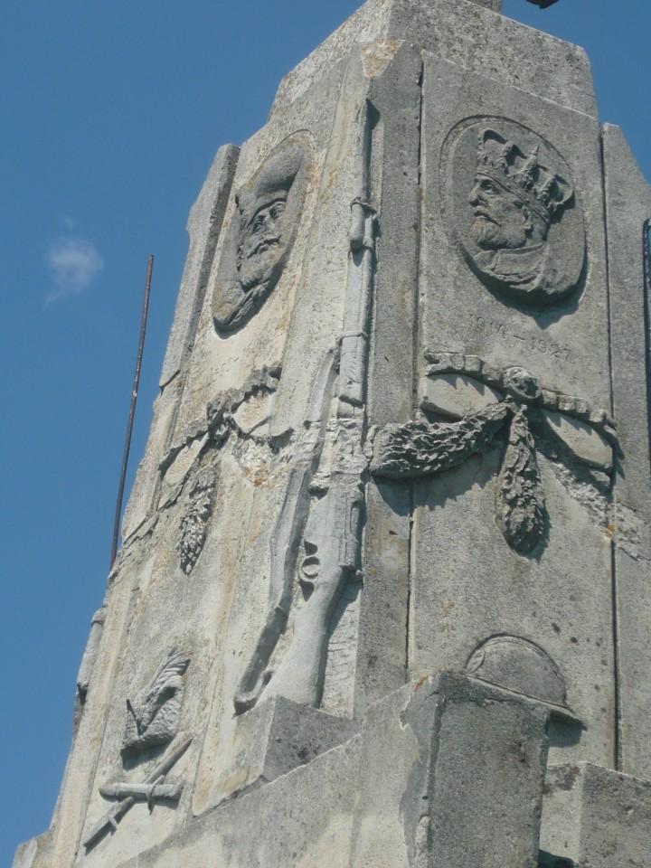 Monumentul Victoriei (detaliu)