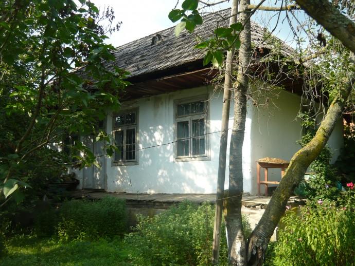 Casa Alexandru Teodoreanu -bunicul scriitorilor Ionel și Păstorel Teodoreanu.