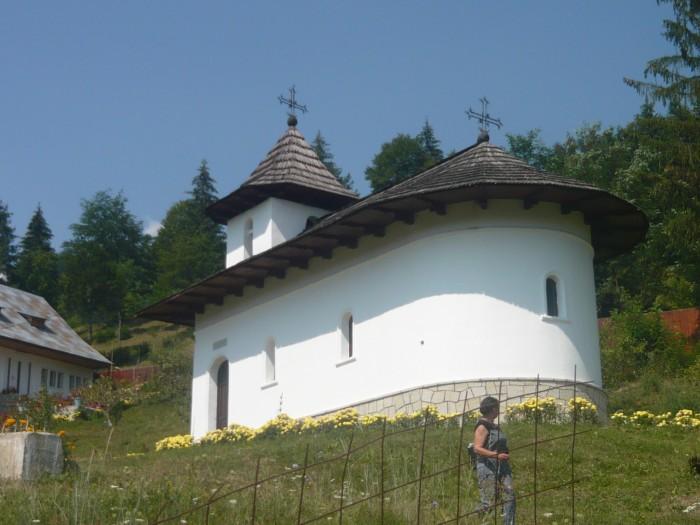 Mănăstirea Cotomba. Biserica veche.
