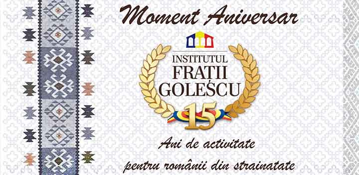 AFFIS_FRATII_GOLESCU_15_ANI_romaniabreakingnews-ro