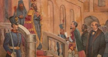 Azi, 8 februarie 1859, Alexandru Ioan Cuza a intrat triumfal în București ca domn al Principatelor Române