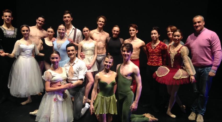 Regal extraordinar de balet, la Otopeni, realizat de Asociația  Culturală SpectacolART, în parteneriat cu Teatrul de Balet Sibiu