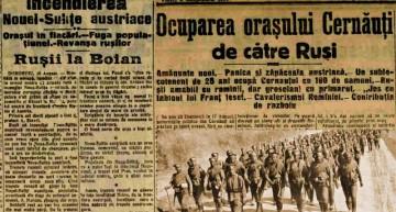 Deportările din Bucovina ocupată de Rusia în 1914! Mărturie despre  teribilul destin al românilor din Boian – regiunea Cernăuți