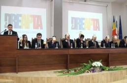 R. Moldova! PARTIDUL UNIONIST DREAPTA S-A ÎNTRUNIT ÎN CONGRES DE CONSTITUIRE