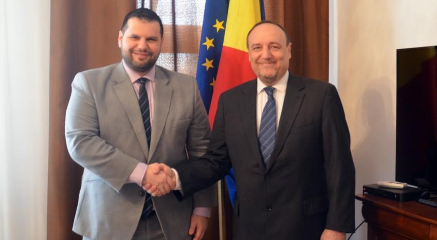 Frați de sânge și limbă cu noi, istro-românii din Croația, pe agenda discuțiilor ministrului Dan Stoenescu cu ambasadorul Croației la București