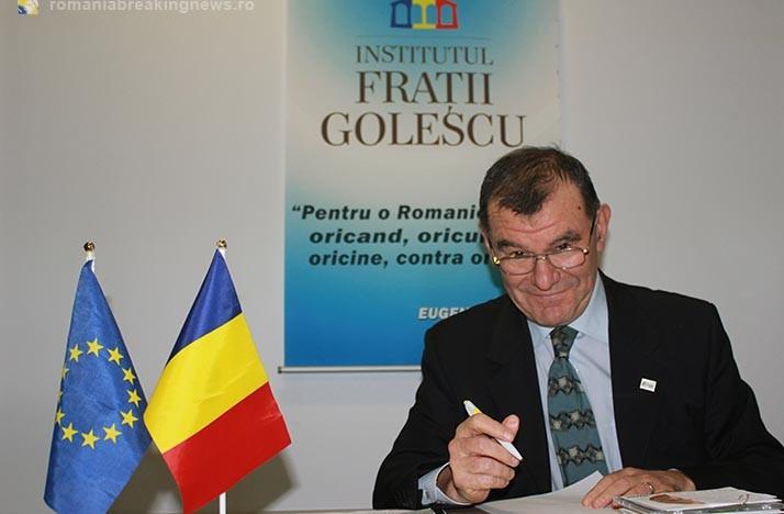 """Exclusiv. Despre Neam, Țară și Ființă Națională, dincolo de fruntarii, cu domnul """"Golescu"""",  …la 15 ani de activitate"""