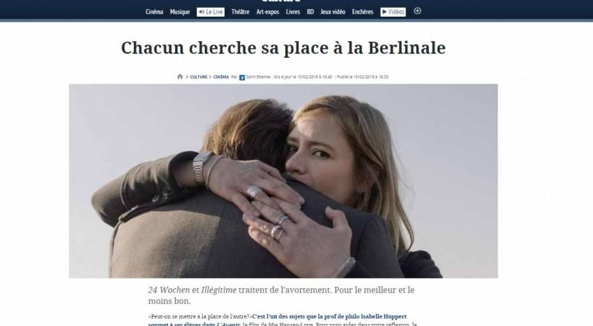 """Filmul românesc """"Ilegitim"""" învingător la Berlinale 2016"""