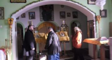 Dar din dar, lumină din lumină… O nouă biserică pentru Mitropolia Basarabiei. Corespondență de la Peresecina (R. Moldova)