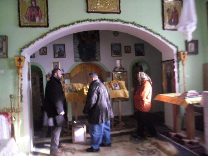 Noua Biserica din Peresecina