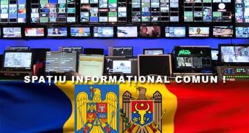 """Plan românesc! """"Spațiul informațional comun România – R. Moldova"""" poate constitui breșa în spațiul informațional al RM dominat de Rusia"""