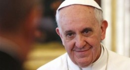 """Papa Francisc vorbește despre o """"invazie arabă"""" în Europa"""