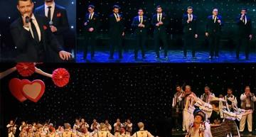 """O cronică a rezistenței muzicii ușoare românești în Basarabia și un """"MĂRȚIȘOR BASARABEAN"""" cu drag de București"""