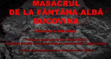Istoria unei zile negre din Istoria Neamului Românesc:1 Aprilie 1941 la Fântâna Albă! Dezbatere și prelegere la Clubul Țăranului Român