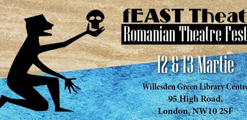 fEAST Theatre. Un weekend de teatru românesc la Londra