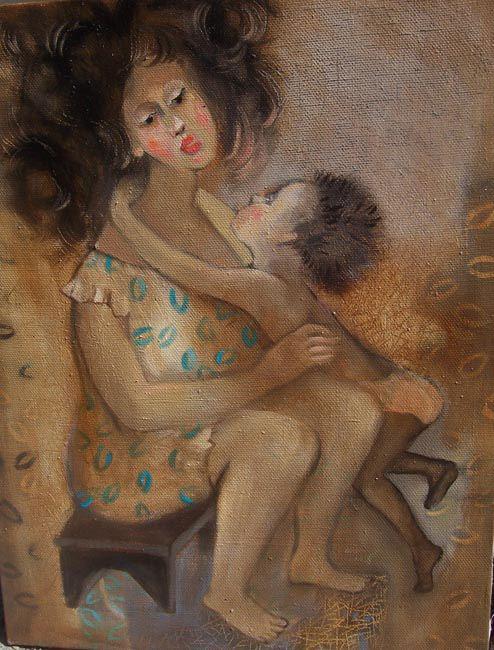 Maternitate ((Victoria Cozmolici)