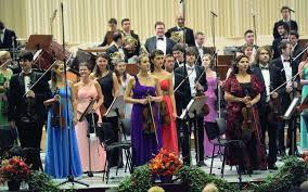 Concertul Orchestrei Române de Tineret, în premieră la Chișinău